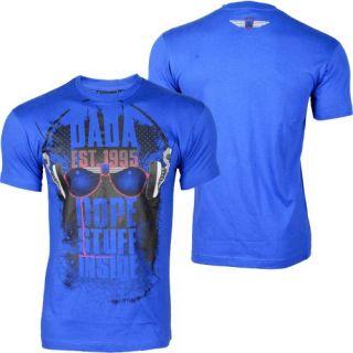 Dada Supreme Shades T Shirt Blau Schwarz(64321)