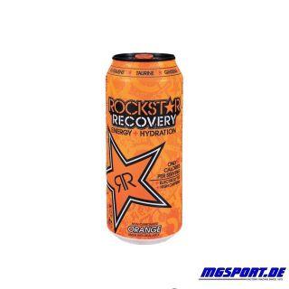 Rockstar Energy Drink Recovery USA Orange 473ml