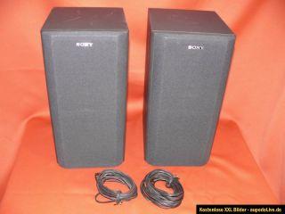 Sony SS H2600 Hifi Stereo Lautsprecher Boxen Speaker 70Watt
