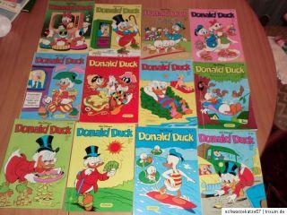 Konvolut Comic Walt Disney Donald Duck, 30 Taschenbücher, EHAPA
