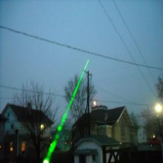 Green Laser Pointer   1mW High Power   Military Grade A++++