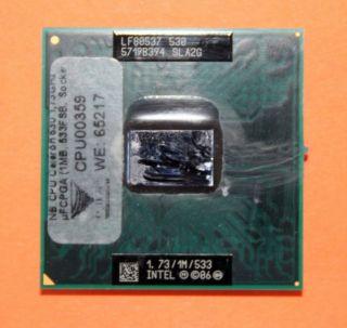 CPU Intel Celeron 530 1,73GHz 533MHz 1MB SLA2G Sockel 478