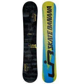 BTX Snowboard 153cm Wide Black  Base Yellow 2012 UVP 490, €