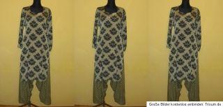 Bollywood Indisch Salwar Kameez Sari Orientalisch XXL