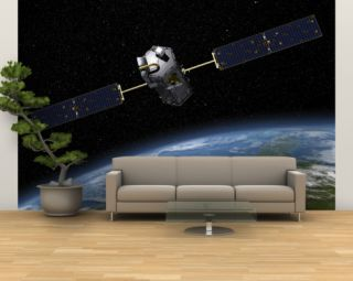Orbiting Carbon Observatory Wall Mural – Large