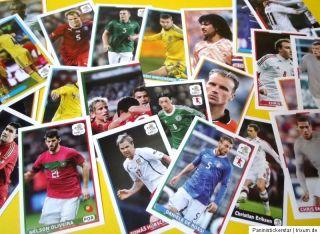 Panini EURO EM 2012 Display 150 Tüten Leeralbum Holländische Edition