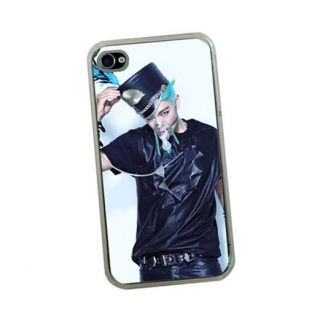 Korea Big Bang BIGBANG 2012 COME BACK Alive Black Iphone 4 4s Case