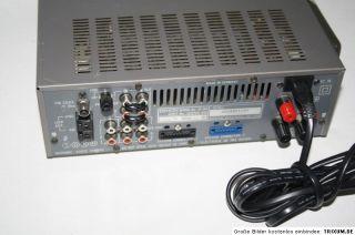 DENON D 90 UDRA 90 Stereo Receiver mit Fernbedienung
