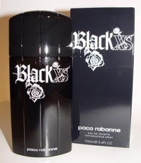paco rabanne Black XS Homme 100ml EdT Eau de Toilette
