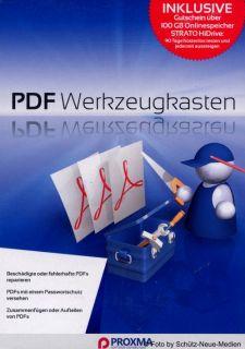 PDF Werkzeugkasten PC   verbinden, schützen, reparieren