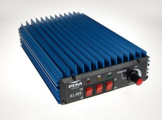RM Italy KL 503 HF All Mode 300 Watt 20 30 MHz Mobile Amplifier fuer