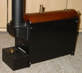 Stuart Dampfkessel Nr 504 fuer Dampfmaschine boiler for steam engines