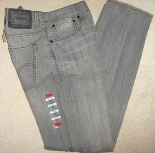 MENS*LEVIS 511 SKINNY JEANS*SIZE 34x32*NWT