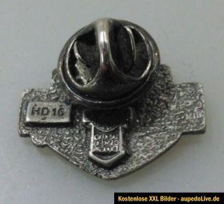 Original PIN   Harley Davidson, alt getrimmt   Anstecker, Anstecknadel