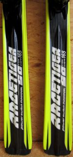Die Slalom Version des Racetiger PSi. Das Full Power Grip System