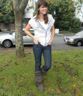 Emu Australia INVERLEIGH *Stiefeletten Stiefel Boots Gr. 36 37 38 39