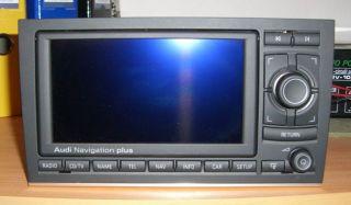 Audi Navigation RNS E S3 A3 DVD GPS SAT Nav
