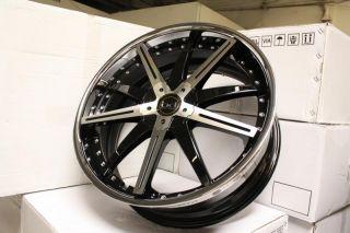 Blaque Diamond BD 10 8,5&10x20 Felgen für Mercedes Vw Audi Bmw Seat