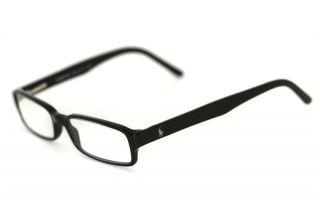POLO Ralph Lauren 2024 5001 Brille Schwarz glasses lunettes