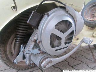ACMA Vespa V56 125 ccm 1957 / 1958, No. Vespa U, Faro Basso, Rally