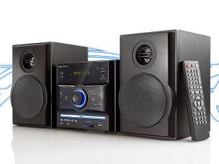 auvisio Micro Stereoanlage mit DVD/ USB/ SD Karte MHX 540.DVD