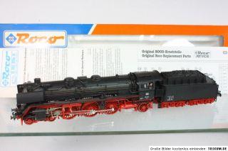 ROCO 43242 Dampflok mit Tender der DB BR01171 in OVP neuwertig