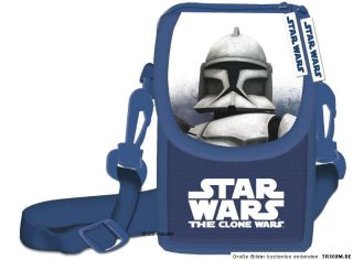 Star Wars CLONE WARS Trooper DS Lite DSi Tasche NEU