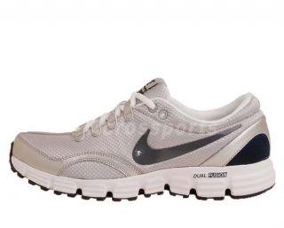 Nike Dual Fusion RN Silver Grey Light Mens Running Shoe
