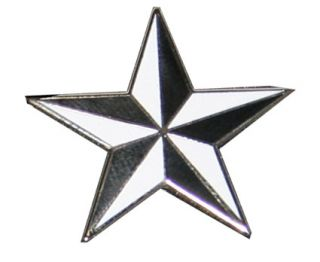 552T PIN Anstecker ed Old Lucky Tattoo Sailor Emo 13 Nautic Star