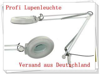 Top Lupen Lupenleuchte Lampe Tischklemme Lupe Nagelstudio Nail Art