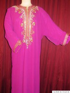 TAKSCHITA KAFTAN GR 3xl Larp ABAYA CAFTAN ORIENT Marokko KLEID Jilbab