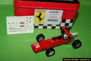 Sammler Modell Farrari V12 F1 von Solido in Metall Box