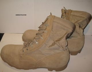ACU Ro Search / WELLCO Army Stiefel / Boots 14 W (48)