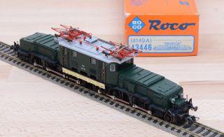 Roco 43446 E Lok Baureihe 1189 der ÖBB Krokodil / unbespielt