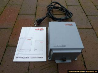 Märklin Digital Set Control Unit 6021, Transformer 60052