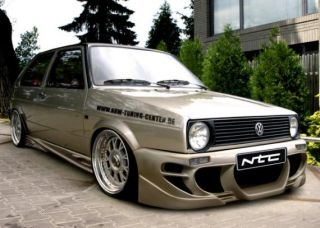 VW Golf 2 Spoiler Set Bodykit TUNING   TOP ANGEBOT