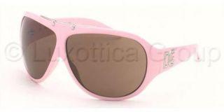 Dolce & Gabbana Sonnenbrille DG 6004B Pink/ Brown (591/73)