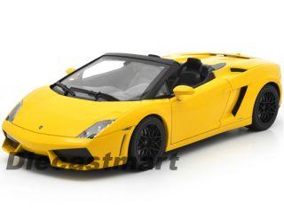 NOREV 118 LAMBORGHINI GALLARDO LP560 4 SPYDER NEW DIECAST MODEL CAR