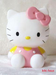 Hello Kitty SPARDOSE Sparschwein Figur Schicke11cm Rosa