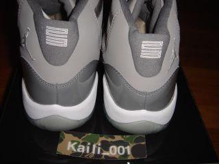 Nike Air Max Jordan 11 Retro (GS) Cool Grey Space Jam