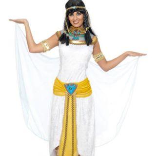 Kostüm Kleopatra Ägyptisch Damen Verkleidung Erwachsene XS S M L XL
