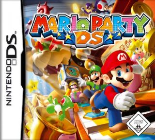 Nintendo DS Spiel MARIO PARTY