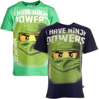 LEGO® wear Ninjago Kinder T Shirt Terry601 Ninja Powers
