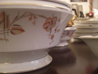 Antigua vajilla de porcelana Bavaria/ Antique German porcelain