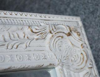 Standspiegel LISA weiß Barock 170 x 55 cm