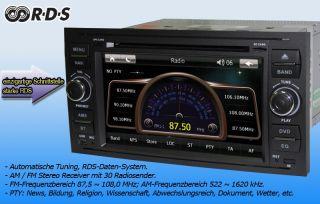 DVD GPS NAVI FORD FOCUS C MAX S MAX FIESTA Transit Galaxy FUSION