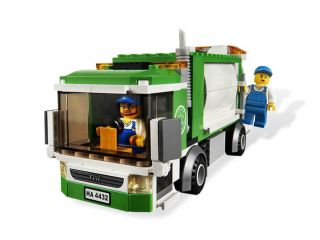 Brand Korea Lego 4432 CITY Garbage Truck
