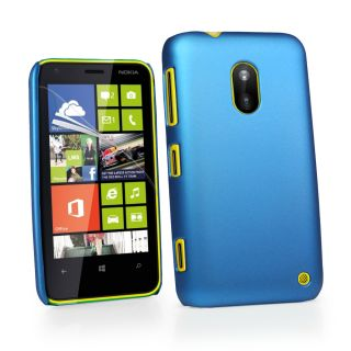 Hybrid Hard Case Cover For Nokia Lumia 620 + Screen Protector
