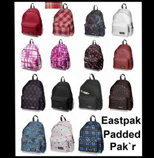 Eastpak Schul Rucksack Schul tasche PADDED PAK`R Backpack 24 Liter E