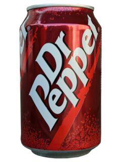 72 x 0,33 l Dr.Pepper Kultgetränk € 39,05/ € 1,643 liter